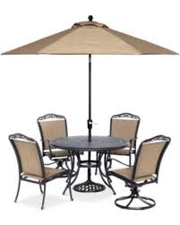 Beachmont Outdoor Patio Furniture Slash Prices On Beachmont Ii Outdoor 5 Pc Dining Set 48