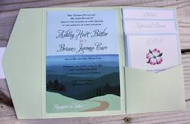 mountain wedding invitations floral archives page 9 of 27 emdotzee designs