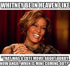 Internet Husband Meme - the internet reviewed the whitney biopic in memes