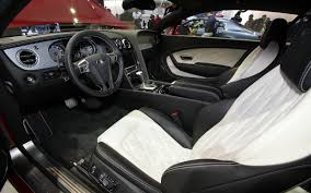 new bentley truck interior 2013 bentley continental gt v 8 first drive 2012 detroit auto