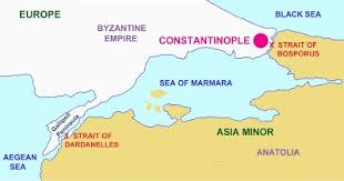Constantinople Ottoman Empire The Conquest Of Constantinople Ottoman Empire Gl9