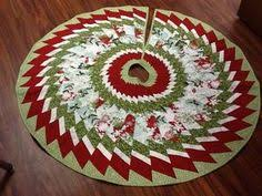 quilted tree skirt pattern decor