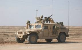 armored humvee u s military pursues humvee u0027s successor as ground wars end the
