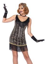 Halloween Flapper Costumes Charmer Flapper Halloween Costume