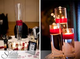 red and white table decorations for a wedding black red decorating ideas home design