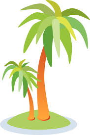 banana tree tropical island clipart cliparts and others art