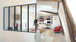 verriere interieur cuisine verrière atelier tout savoir sur la verrière d intérieur côté
