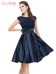 online get cheap womens navy cocktail dress aliexpress com