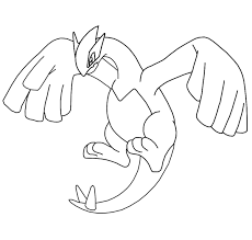 pokemon coloring pages lugia pin by spetri 4kids gmail com on coloring 4 kids pokemon