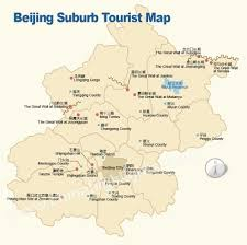 Beijing Subway Map by Beijing Map Map Of Beijing U0027s Tourist Attractions And Subway