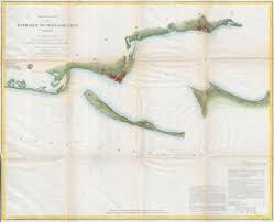 Pensacola Florida Map by File 1857 U S C S Map Or Chart Of Penascola Bay And Harbor