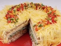 cuisine alg駻ienne gateaux recettes imprimer la recette salade en gâteau cuisine algérienne cuisine dz