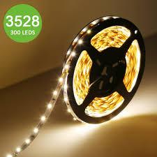 12v warm white led tape led christmas string lights 5m lighting