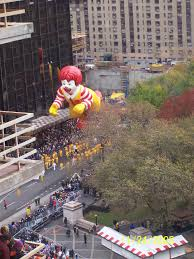 attempted bloggery the 2005 macy s thanksgiving day parade