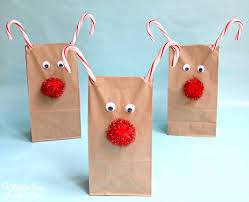 christmas reindeer christmas reindeer treat bags kitchen with my 3 sons