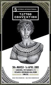 cyprus international tattoo convention u2022 march 2018