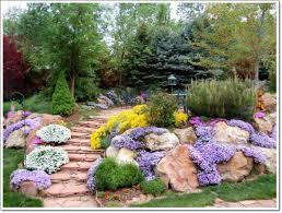architecture designing an amazing rock gardens backyard decor