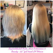 la hair extensions sophistikated nails hair beauty home