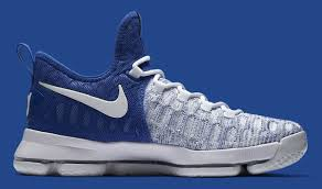 nike kd 9 home ii white blue release date 843392 411 sole collector