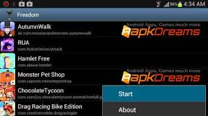 how to use freedom apk freedom v1 0 6 apk install guide downloader of