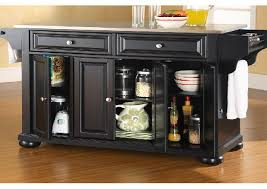black kitchen island with stainless steel top black kitchen island with stools beautiful functionality for you