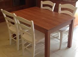 sedie per cucina in legno awesome tavolo per cucina moderna pictures ideas design 2017