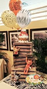 best 25 safari centerpieces ideas on pinterest safari theme