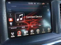 touch screen radio for dodge charger 2015 dodge charger sxt car performance in a family sedan