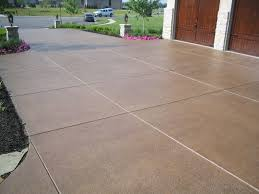 Concrete Staining Pictures by San Antonio Driveway U0026 Patio Builders Company