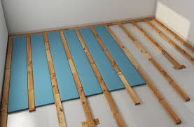 how to cut through subfloor how to install a wood subfloor concrete rona