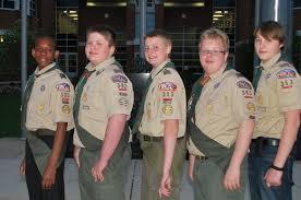 orland park boy scout troop 383 celebrates historical advancements