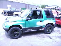 tracker jeep 1994 geo tracker information and photos zombiedrive