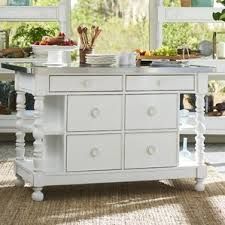 kitchen island with stainless steel top stainless steel top kitchen island counter height utility table in