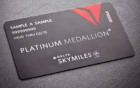 delta gold business card how to earn delta medallion elite status without flying