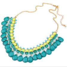 colored necklace images Onenessdeals colored beads necklace jpg