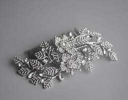 silver bridal necklace images Belle bridal l rhinestone bridal headpieces at factory price jpg