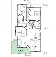 Beach Bungalow Floor Plans Plan 10088tt Bungalow With Optional Width Bungalow