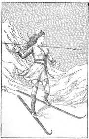 skadi norse mythology for smart people