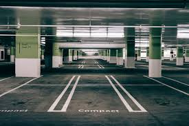 free stock photo of multi storey car park parking