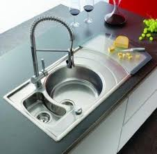 Best Kitchen Sink Inspiration Images On Pinterest Kitchen - Round sink kitchen