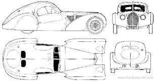 the blueprints com blueprints u003e cars u003e bugatti u003e bugatti t 57 sc
