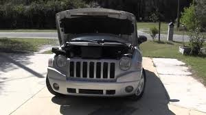 2007 jeep compass transmission fluid change youtube