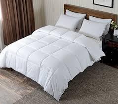 All Seasons Duvets Amazon Com All Seasons Goose Down Comforter Basic Beyond Luxury