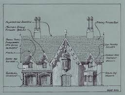 Gothic Revival House Plans Gothic Revival Style Christine G H Franck