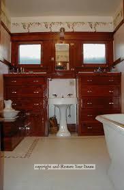 mission style bathroom vanity lighting interiordesignew com
