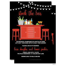 stock the bar shower stock the bar invitations delight paperie
