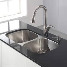 kitchen sink and faucet combinations sink undermount stainless steel kitchen kraus faucet combo