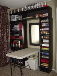 Furniture For Craft Room - best 25 small craft rooms ideas on pinterest craft room closet