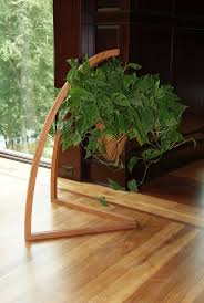 Wooden Patio Plant Stands by Plant Stand Plantd Wooddflower Pot Wooden Indoords With