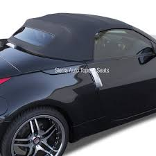 convertible nissan 350z nissan 350z 2004 2009 convertible top with window dark blue